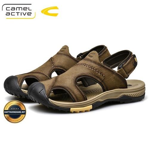 Dép rọ, Giày sandal Nam Camel Active 2019, Mã BC19313