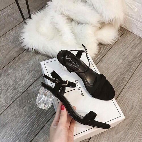 cao gót sandal
