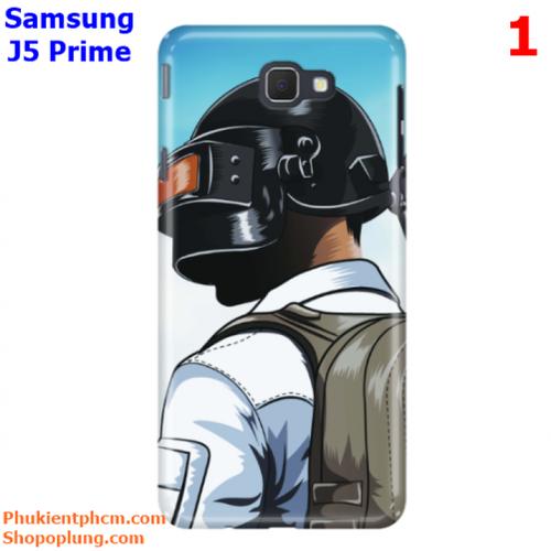 Ốp lưng Samsung J5 Prime hình Game Sinh tồn PUBG