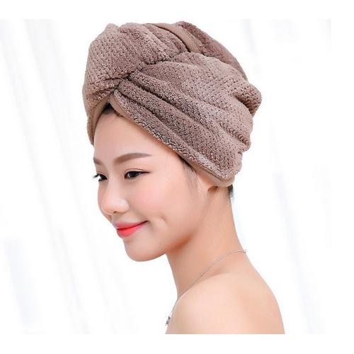Combo 10 khăn quấn làm khô tóc nhỏ gọn tiện lợi thay thế máy sấy tóc - 4780057 , 16917605 , 15_16917605 , 236000 , Combo-10-khan-quan-lam-kho-toc-nho-gon-tien-loi-thay-the-may-say-toc-15_16917605 , sendo.vn , Combo 10 khăn quấn làm khô tóc nhỏ gọn tiện lợi thay thế máy sấy tóc