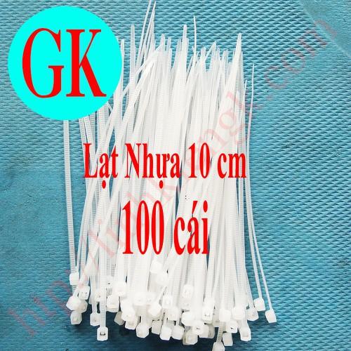 [100 cái] lạt nhựa 10 cm - lạt nhựa 10cm - dây buộc - 17007902 , 16923647 , 15_16923647 , 8200 , 100-cai-lat-nhua-10-cm-lat-nhua-10cm-day-buoc-15_16923647 , sendo.vn , [100 cái] lạt nhựa 10 cm - lạt nhựa 10cm - dây buộc