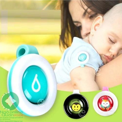 COMBO 10 Nút kẹp chống muỗi cho bé