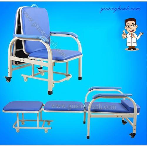 Ghế giường bệnh viện GS03 - NIKTA - 6942167 , 16911153 , 15_16911153 , 3050000 , Ghe-giuong-benh-vien-GS03-NIKTA-15_16911153 , sendo.vn , Ghế giường bệnh viện GS03 - NIKTA