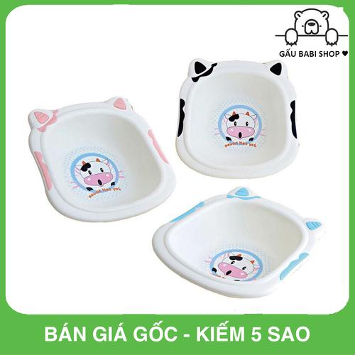Chậu rửa mặt bò sữa cao cấp cho bé MÀU XANH BIỂN - 11412665 , 16913958 , 15_16913958 , 39000 , Chau-rua-mat-bo-sua-cao-cap-cho-be-MAU-XANH-BIEN-15_16913958 , sendo.vn , Chậu rửa mặt bò sữa cao cấp cho bé MÀU XANH BIỂN