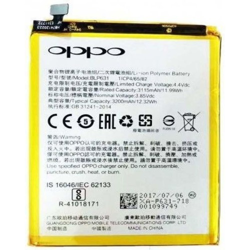 Pin Oppo F3 CPH1609, A77 - BLP631 - 6960472 , 16924570 , 15_16924570 , 199000 , Pin-Oppo-F3-CPH1609-A77-BLP631-15_16924570 , sendo.vn , Pin Oppo F3 CPH1609, A77 - BLP631