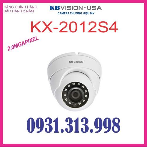 Camera KBVISION 2.0mp 4 in 1 KX-2012S4 - 6953941 , 16919622 , 15_16919622 , 435000 , Camera-KBVISION-2.0mp-4-in-1-KX-2012S4-15_16919622 , sendo.vn , Camera KBVISION 2.0mp 4 in 1 KX-2012S4