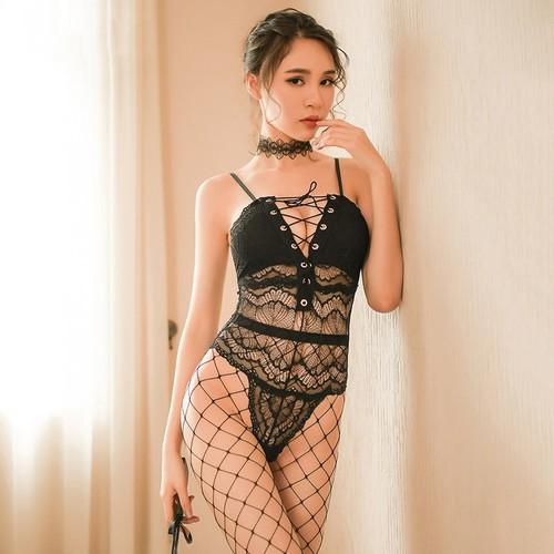 váy ngủ body kèm vớ lưới sexy - 11099483 , 16917714 , 15_16917714 , 250000 , vay-ngu-body-kem-vo-luoi-sexy-15_16917714 , sendo.vn , váy ngủ body kèm vớ lưới sexy