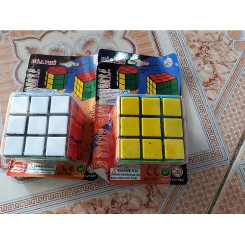 Bộ RUBIK 2 khối đủ màu