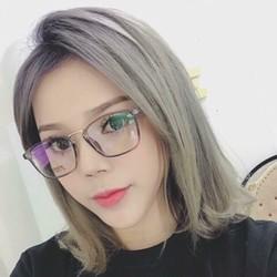 Kính mắt thời trang Hàn Quốc, kính giả cận.