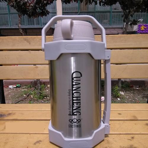 Bình đun nước ngoài trời - Bình giữ nhiệt