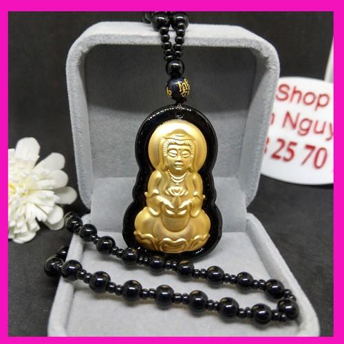 Dây chuyền Phật Bà Quan Âm Phong Thủy