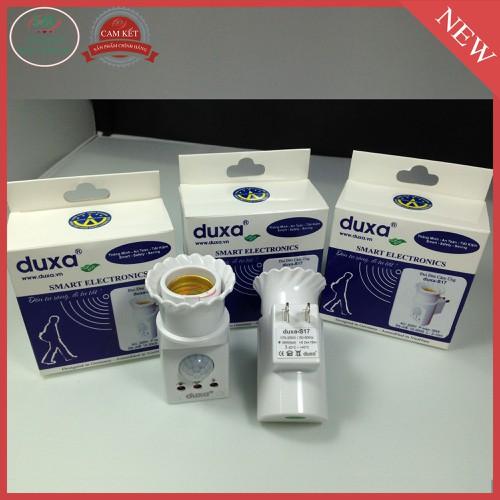 Đui đèn cảm ứng DUXA HAS17