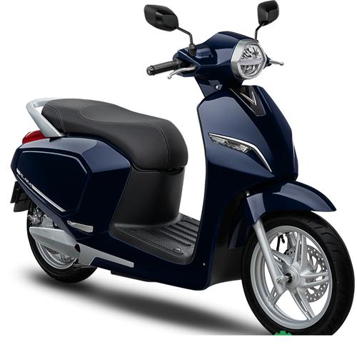 Xe máy điện Vinfast Klara acquy chì màu xanh