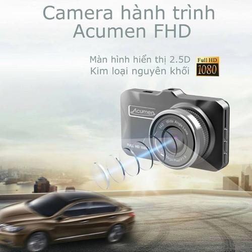 Camera hành trình chính hãng Acumen D11 của Mỹ