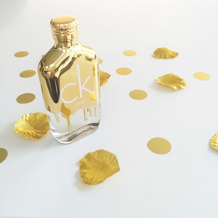 Nước Hoa Mini Ck One Gold 10ml Edt