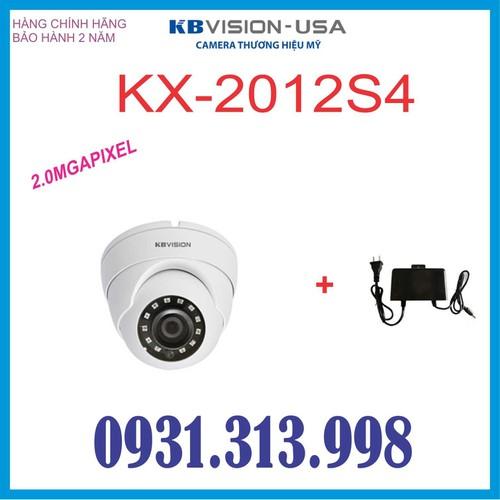 CAMERA KX-2012S4 2.0mp 4 in 1