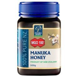 Mật ong Manuka Health MGO 100+ Manuka Honey