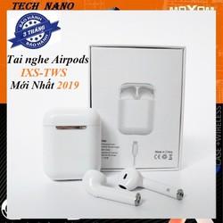 Tai Nghe Bluetooth IXS - Tws BT 5.0 Stereo Super Bass Kết Nối Tự Động
