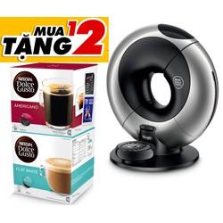 Máy pha cà phê Nestle Dolce Gusto Eclipse 9776 - Tặng 2 hộp cà phê viên nén