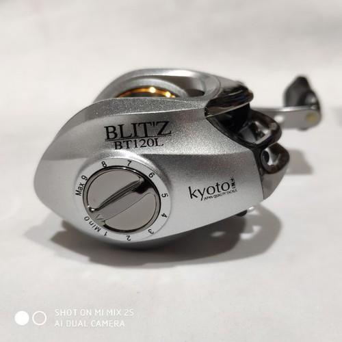máy câu cá ngang kyoto blit