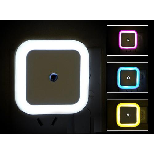 Đèn Ngủ Cảm Biến Sáng Hình Vuông - 6961255 , 16925076 , 15_16925076 , 142000 , Den-Ngu-Cam-Bien-Sang-Hinh-Vuong-15_16925076 , sendo.vn , Đèn Ngủ Cảm Biến Sáng Hình Vuông