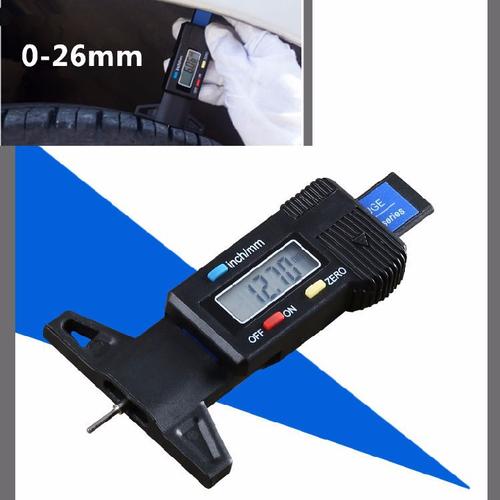 Thước đo độ sâu điện tử 0-25 mm