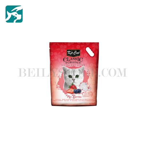 Cát vệ sinh cho mèo Cát Thủy Tinh KitCat Crystal Silica 5 Lít - 6994402 , 16945842 , 15_16945842 , 130000 , Cat-ve-sinh-cho-meo-Cat-Thuy-Tinh-KitCat-Crystal-Silica-5-Lit-15_16945842 , sendo.vn , Cát vệ sinh cho mèo Cát Thủy Tinh KitCat Crystal Silica 5 Lít