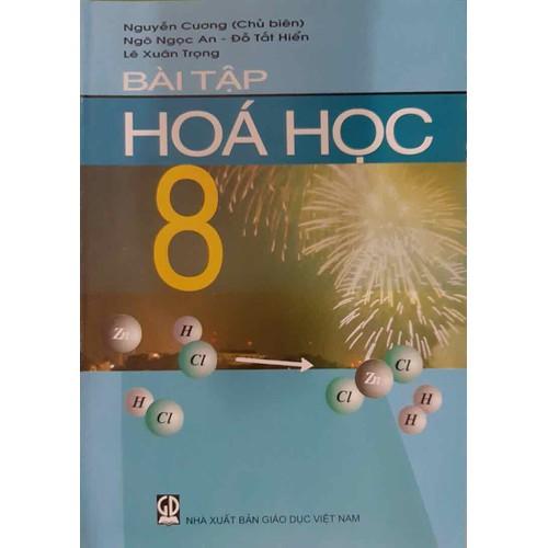 Bài tập hoá học 8 sách giáo khoa