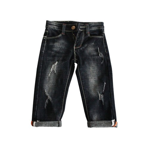 Tài trợ - quần jean bé trai - 14-25kg - hàng nhập khẩu