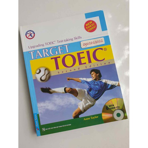 sách tiếng anh target toeic second edition