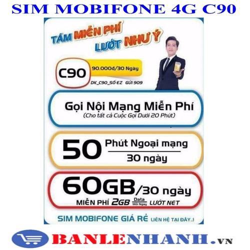 SIM C90 4G - 6973939 , 16933085 , 15_16933085 , 140000 , SIM-C90-4G-15_16933085 , sendo.vn , SIM C90 4G
