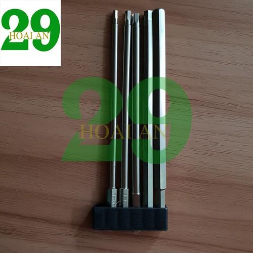 Bộ 5 đầu lục giác dài 150mm dành cho khoan, máy bắn vít - 6974291 , 16933254 , 15_16933254 , 150000 , Bo-5-dau-luc-giac-dai-150mm-danh-cho-khoan-may-ban-vit-15_16933254 , sendo.vn , Bộ 5 đầu lục giác dài 150mm dành cho khoan, máy bắn vít