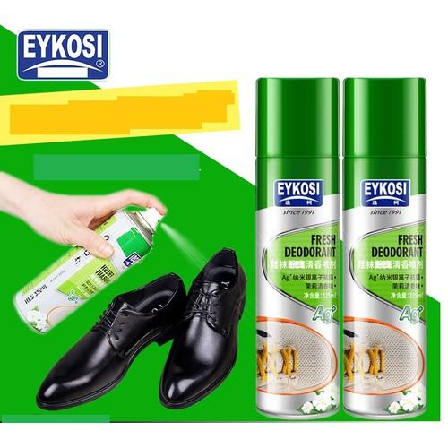 Chai xịt khử mùi giày EYKOSI tiện dụng - 6981151 , 16937833 , 15_16937833 , 57000 , Chai-xit-khu-mui-giay-EYKOSI-tien-dung-15_16937833 , sendo.vn , Chai xịt khử mùi giày EYKOSI tiện dụng