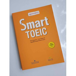 sách tiếng anh smart toeic