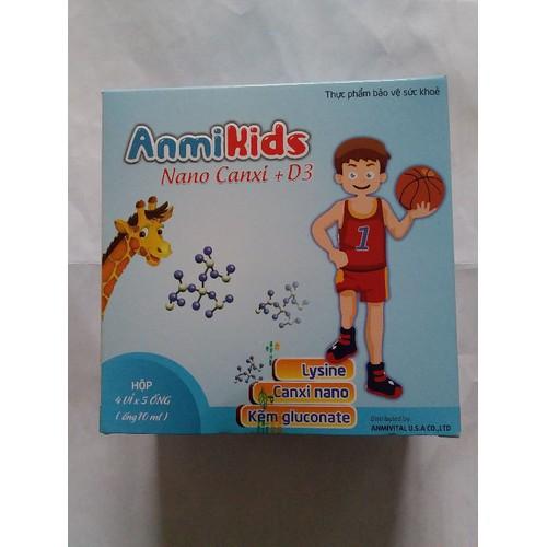 ANMIKIDS Nano Canxi-D3: Bổ Sung Canxi Và Vitamin D3 - 6981101 , 16937772 , 15_16937772 , 100000 , ANMIKIDS-Nano-Canxi-D3-Bo-Sung-Canxi-Va-Vitamin-D3-15_16937772 , sendo.vn , ANMIKIDS Nano Canxi-D3: Bổ Sung Canxi Và Vitamin D3