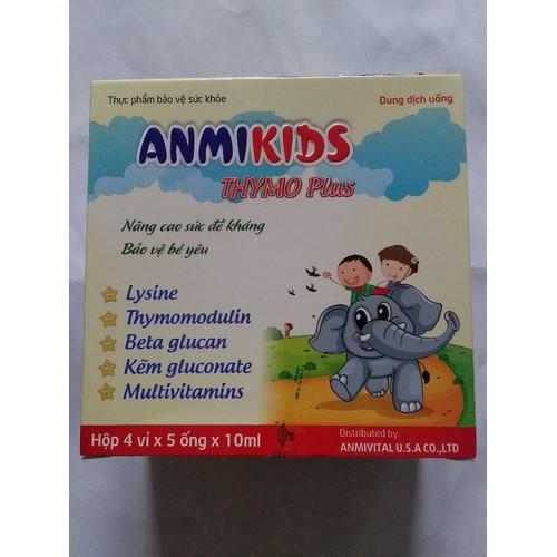 Anmikids Thymo Plus - Nâng cao sức đề kháng Bảo vệ bé yêu - 6980781 , 16937510 , 15_16937510 , 100000 , Anmikids-Thymo-Plus-Nang-cao-suc-de-khang-Bao-ve-be-yeu-15_16937510 , sendo.vn , Anmikids Thymo Plus - Nâng cao sức đề kháng Bảo vệ bé yêu