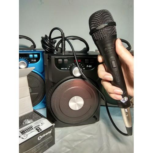 Loa xách tay karaoke bluetooth không dây + 1 Mic chính hãng Arirang hút âm tốt - 4782833 , 16944641 , 15_16944641 , 483000 , Loa-xach-tay-karaoke-bluetooth-khong-day-1-Mic-chinh-hang-Arirang-hut-am-tot-15_16944641 , sendo.vn , Loa xách tay karaoke bluetooth không dây + 1 Mic chính hãng Arirang hút âm tốt