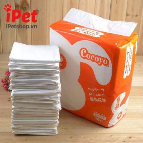 5 miếng thảm lót vệ sinh size nhỏ cho thú cưng chó mèo - ipet