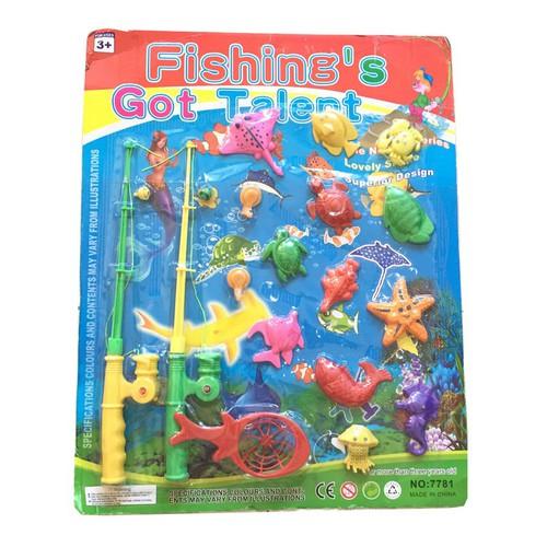 Bộ đồ chơi câu cá cho bé Fishing - 6971317 , 16931105 , 15_16931105 , 85000 , Bo-do-choi-cau-ca-cho-be-Fishing-15_16931105 , sendo.vn , Bộ đồ chơi câu cá cho bé Fishing
