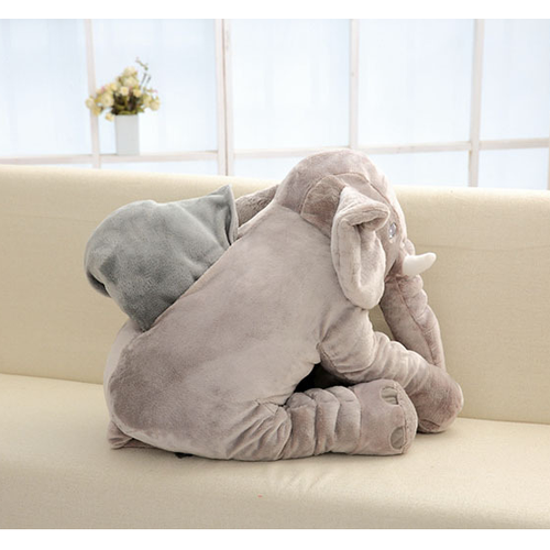 Gối mền voi size đại 60x50cm, bộ chăn gối văn phòng 3 trong 1