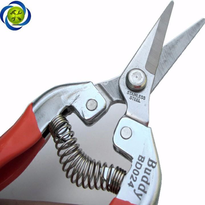 Kéo cắt cành Buddy BD024 195mm mũi nhọn thẳng 2