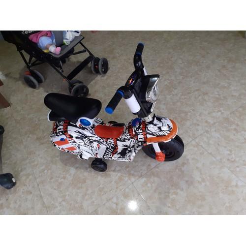 xe máy điệ trẻ em siêu chất