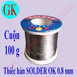 Thiếc hàn SOLDER OK 0,8 mm