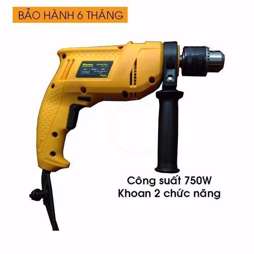 MÁY KHOAN MASTER  750W  13mm  MALAYSIA