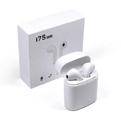 Tai Nghe Bluetooth I7S TWS Âm Thanh Cực Hay Nghe 2 Tai