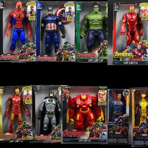 Mô hình đồ chơi Iron Man - 6999009 , 16947586 , 15_16947586 , 105000 , Mo-hinh-do-choi-Iron-Man-15_16947586 , sendo.vn , Mô hình đồ chơi Iron Man