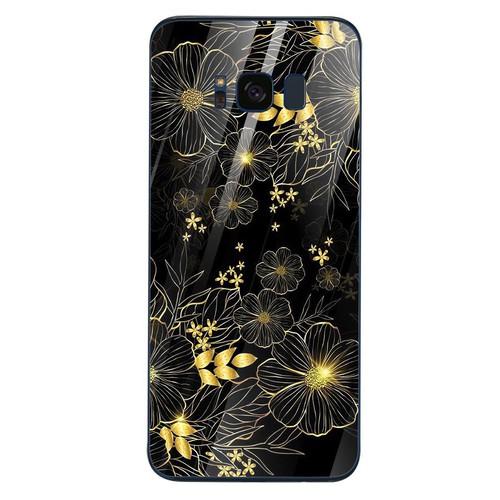 Ốp kính cường lực dành cho điện thoại Samsung S8 - hình phong cách độc đáo - pcdd011 - hàng đẹp