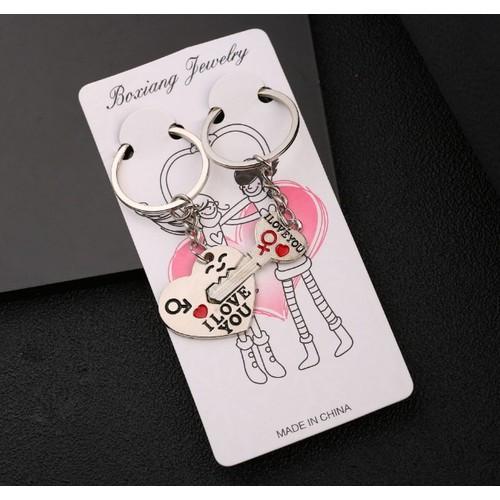 Móc chìa khóa I Love You - 4783106 , 16948343 , 15_16948343 , 79000 , Moc-chia-khoa-I-Love-You-15_16948343 , sendo.vn , Móc chìa khóa I Love You