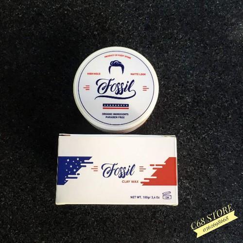 Sáp vuốt tóc FOSIL Clay Wax - 6996118 , 16946599 , 15_16946599 , 225000 , Sap-vuot-toc-FOSIL-Clay-Wax-15_16946599 , sendo.vn , Sáp vuốt tóc FOSIL Clay Wax
