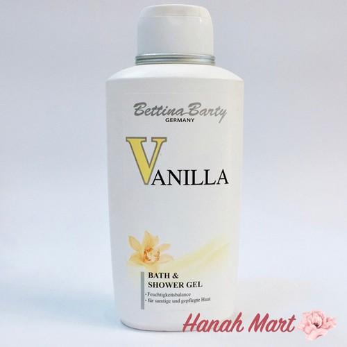 Sữa tắm nước hoa Bettina Beauty dành cho nữ 500ml, nội địa Đức